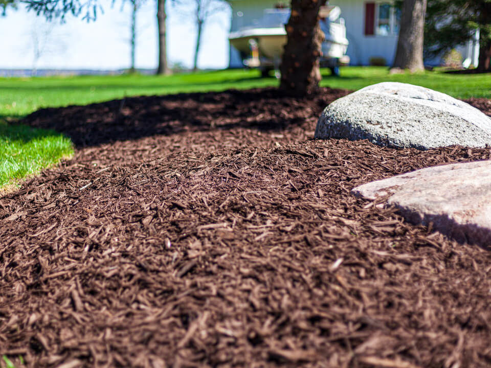 softscapes - mulch